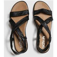 Schuh Black Cha Cha Sandals
