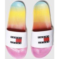 Tommy Hilfiger Multi Degrade Pool Slide Sandals