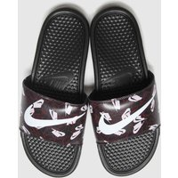 Nike-Black-and-Purple-Benassi-Jdi-Sandals