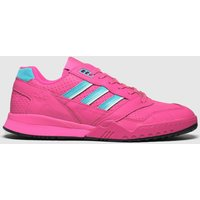 Adidas Pink A.r. Trainers