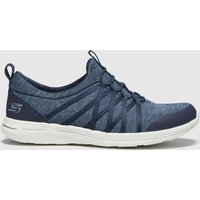 SKECHERS-Navy-City-Pro-What-A-Vision-Trainers