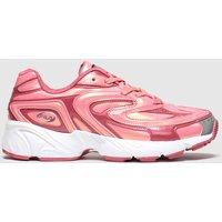 Fila Pink Creator Liquid Luster Trainers