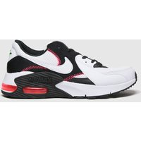 Nike-Black-and-Red-Air-Max-Excee-Trainers