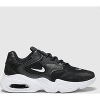 Nike-Black-and-White-Air-Max-2x-Trainers