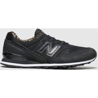 New Balance Black 996 Trainers