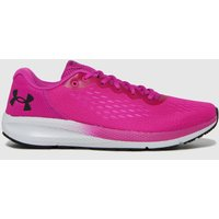 Under Armour Pink Charged Pursuit 2 Trainers
