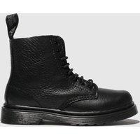 Dr Martens Black 1460 Pascal Mono Boots Toddler