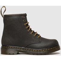 'Dr Martens Dark Brown 1460 Boots Toddler