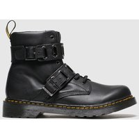 Dr Martens Black 1460 Quynn Boots Junior