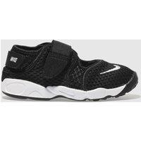 Nike Black Little Rift Trainers Toddler