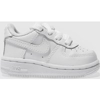 Nike White Air Force 1 Trainers Toddler