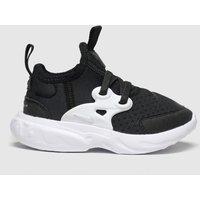 Nike Black & White Presto React Trainers Toddler