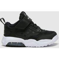 Nike Jordan Black & White Air Max 200 Trainers Toddler
