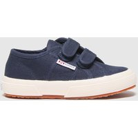 Superga Navy 2750 Classic 2v Trainers Toddler