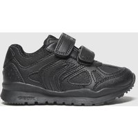 GEOX Black Pavel Trainers Toddler