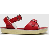 Salt-water Red The Surfer Trainers Junior