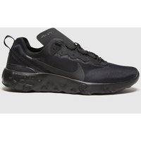 Nike Black Renew Element 55 Trainers Youth