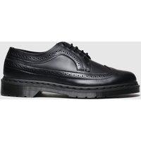 Dr Martens Black 3989 Mono Shoes