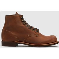 RED WING Brown Blacksmith Boots