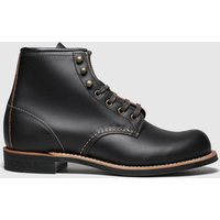 Red Wing Black Blacksmith Boots