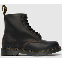 Dr Martens Black & Brown 1460 Abruzzo Boots