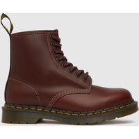 Dr Martens Brown & Black 1460 Abruzzo Boots