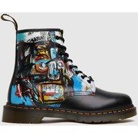 Dr Martens Black 1460 Basquiat Boots