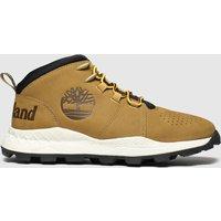 Timberland Tan Brooklyn City Boots