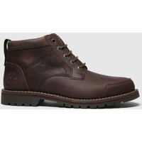Timberland Brown Larchmont Ii 5 Eye Chukka Boots