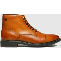Base London Tan Conrad Boots