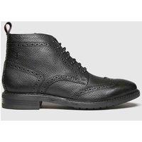 Base London Black Berkley Boots