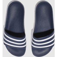 Adidas-Navy-Adilette-Slide-Sandals