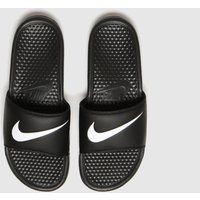 Nike-Black-and-White-Benassi-Swoosh-Sandals