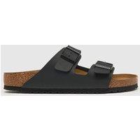 BIRKENSTOCK-Black-Arizona-Sandals