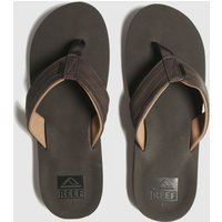 Reef Brown Twinpin Lux Sandals