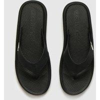 Lacoste-Black-Croc-Sandals