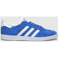 Adidas-Blue-Gazelle-Trainers