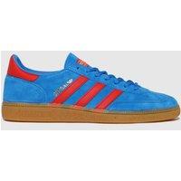 Adidas-Blue-Handball-Spezial-Trainers