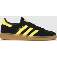 Adidas-Black-Handball-Spezial-Trainers