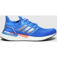 Adidas-Blue-Ultraboost-20-Trainers