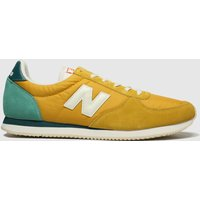 New-Balance-Yellow-220-Trainers