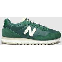 New Balance Green 527 Trainers