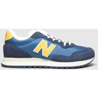 New Balance Blue 527 Trainers