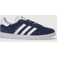 Adidas-Navy-and-White-Gazelle-Trainers