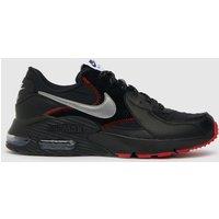 Nike Black & Grey Air Max Excee Trainers