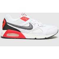 Nike-White-and-Grey-Air-Max-Ivo-Trainers