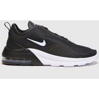 Nike-Black-and-White-Air-Max-Motion-Trainers