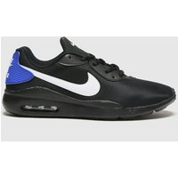 Nike-Black-And-Blue-Air-Max-Oketo-Trainers