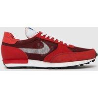 Nike Red Dbreak-type Trainers