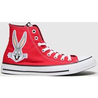 Converse-Red-Hi-Bugs-80th-Trainers